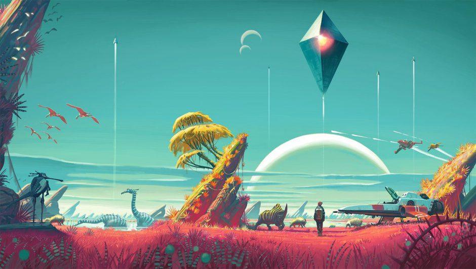 A No Man´s Sky le crecen los enanos, se aleja la posibilidad de verlo en Xbox y Hello Games la lía en Twitter