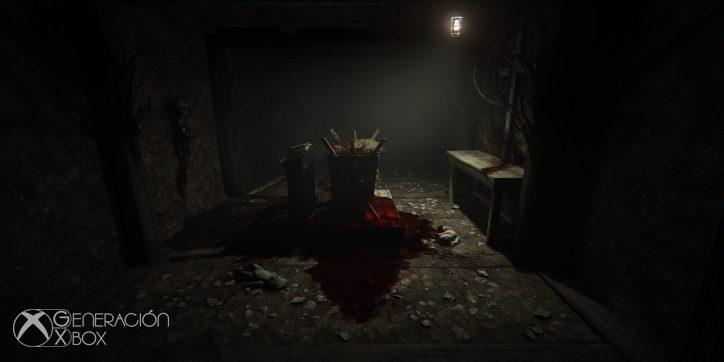 ¿Es un altar? ¿Una mesa de sacrificios? ¿Un mueble del Ikea? Prefiero no saberlo...