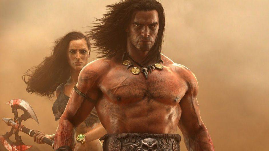Nuevas imágenes de Conan Exiles