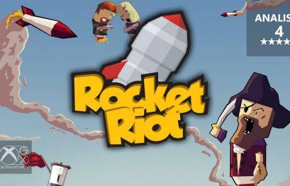 Análisis de Rocket Riot