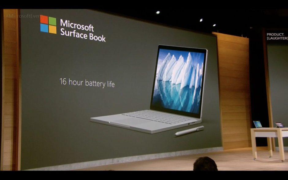 Microsoft Surface Book i7 trae más procesamiento gráfico y el doble de batería