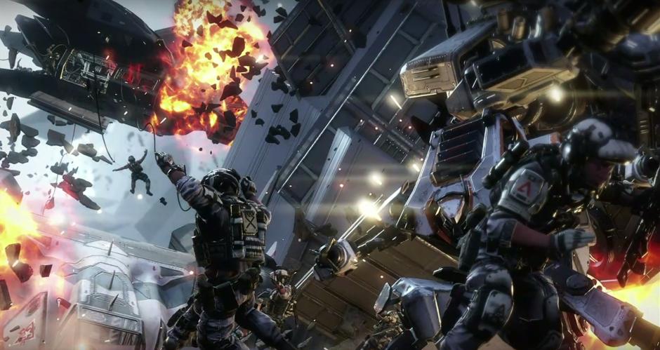 Disfruta los 15 primeros minutos de la campaña de Titanfall 2