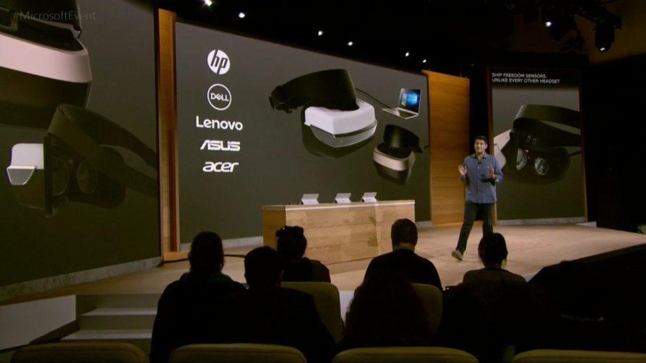 Conoceremos nuevos detalles de la RV de Microsoft en el próximo WinHEC