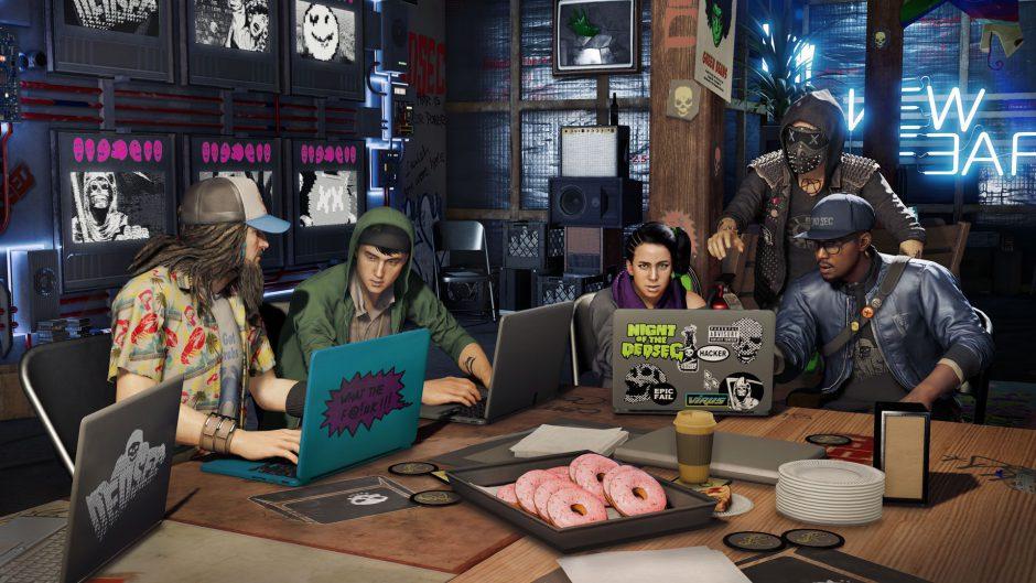 Watch Dogs 2 ya es Gold, forma parte de la revolución tecnológica