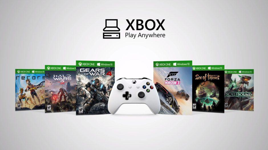 Tacoma y Hello Neighbor listados en Xbox Play Anywhere