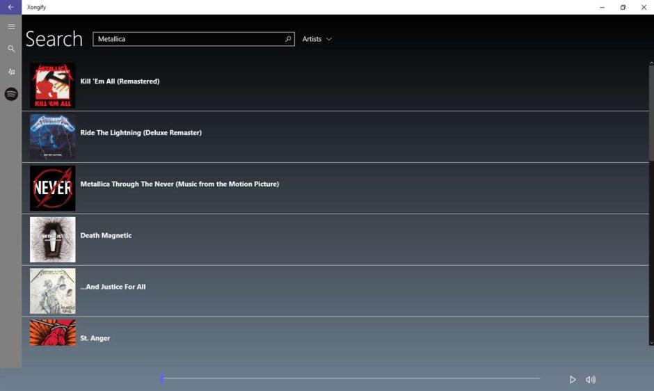 Xongify se actualiza con mejoras en su rendimiento