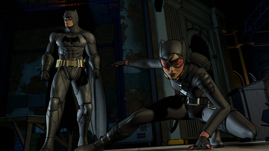 LCG Entertainment podría traer de vuelta los Batman de Telltale Games