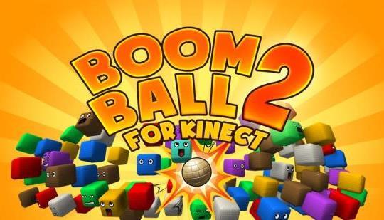 Boom Ball 2 anunciado para Kinect y esta vez con cooperativo