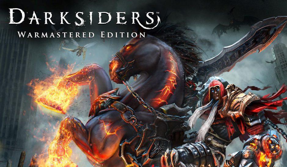 Darksiders Warmastered Edition llegará a España el 22 de noviembre