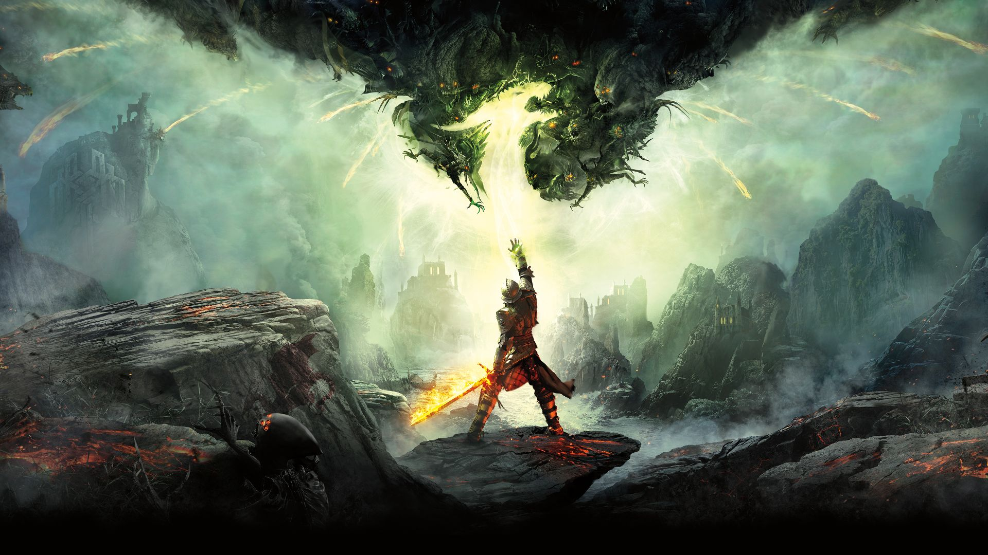 Torre A E3 Posible Nuevo Dragon Age En El Tablero