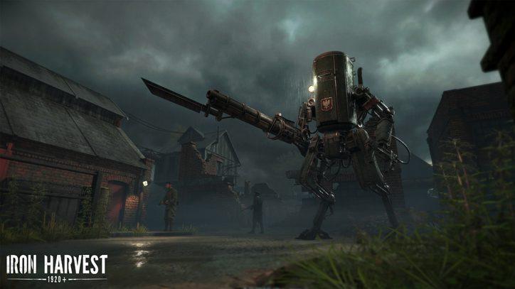 Iron Harvest ha sido anunciado y llegará a Xbox One en 2018