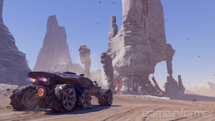 Mass Effect Andromeda nos pone los dientes largos con estas nuevas imágenes