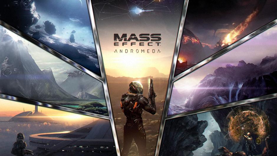 No todas las especies de la trilogía Mass Effect estarán en Andromeda
