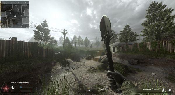 Algunas armas ocultas en Modern Warfare Remastered dan pie a toda clase de rumores