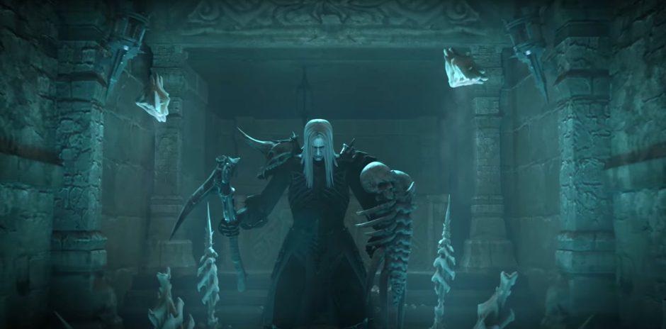 El Nigromante finalmente llegará a Diablo 3