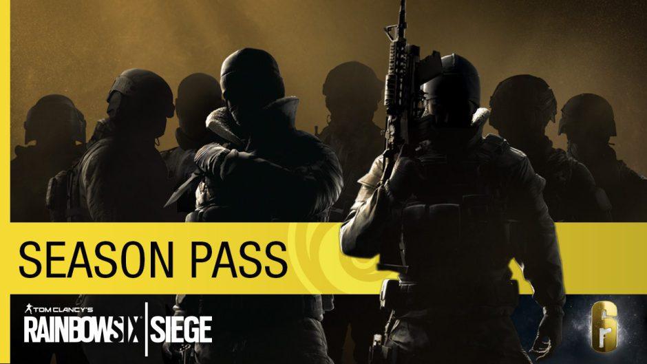 Confirmado el precio y contenido del segundo pase de temporada de Rainbow Six Siege