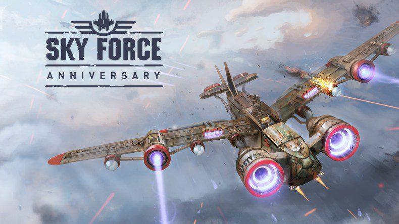 Sky Force Anniversary aterrizará en Xbox One el 9 de diciembre