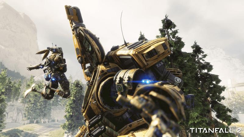 Electronic Arts explica por qué los DLC de Titanfall 2 serán gratuitos