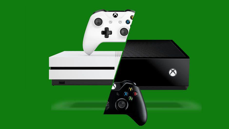 Xbox One S es la consola más vendida en UK desde su lanzamiento