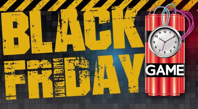 Game suma más ofertas para Xbox One por el Black Friday