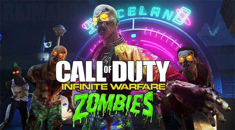 Call of Duty: Infinite Warfare arregla su online con el primer parche disponible