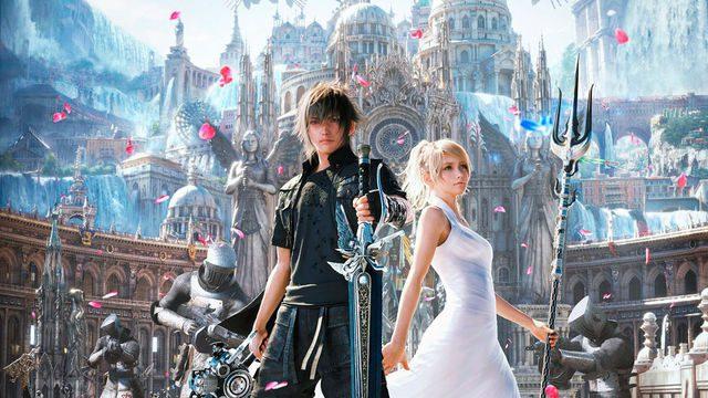 La actualización Day One de Final Fantasy XV pesa 8 GB y esto es lo que incluye