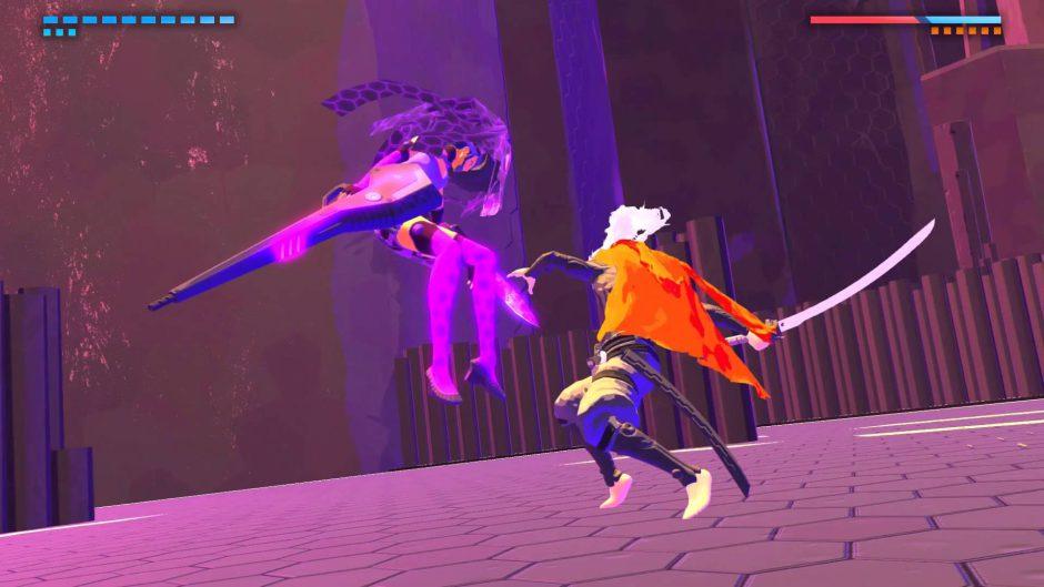 Furi, anteriormente exclusivo de PS4, ya tiene fecha de lanzamiento en Xbox One