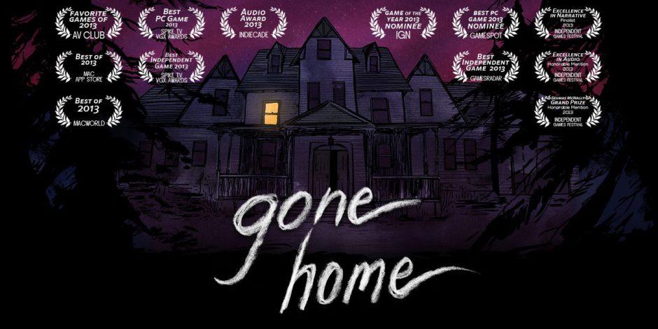 Gone Home para PC está totalmente GRATIS este fin de semana