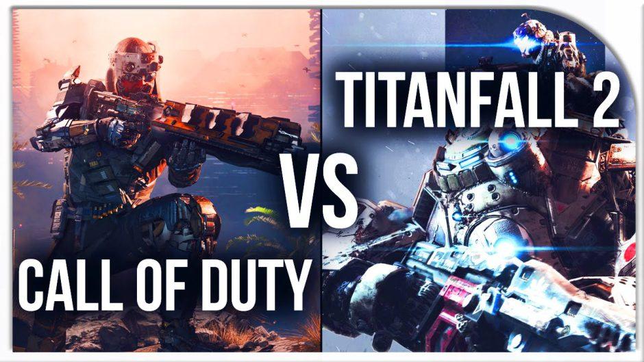 Batalla campal entre el twitter oficial de Titanfall y el de Call of Duty: Infinite Warfare