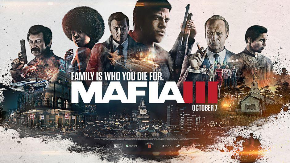 Mafia III gratis en Steam hasta el próximo 7 de mayo