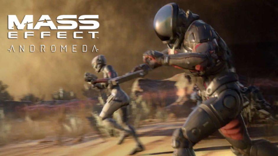 Los gráficos de Mass Effect Andromeda tendrán la calidad de las CGI de la trilogía