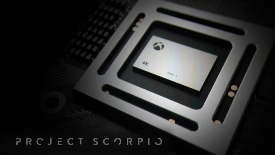 Un usuario imagina y recrea cómo sería la interfaz de ajuste gráfico Xbox Scorpio