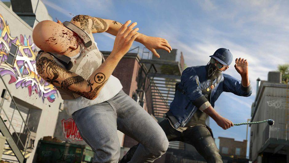 Watch Dogs 2 podría haber revelado un nuevo título de ciencia ficción de Ubisoft
