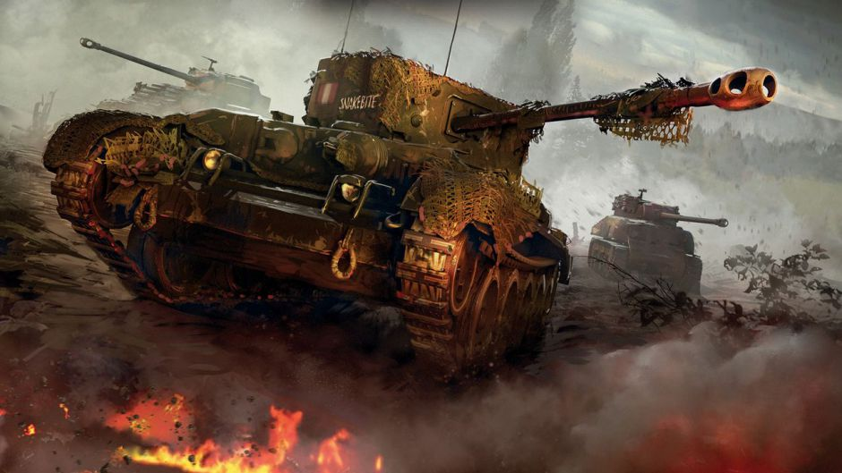 Así se ve World of Tanks usando la tecnología de Ray Tracing en PC