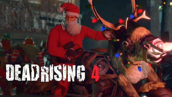 El primer DLC de Dead Rising 4 ya está disponible, ideal para fechas navideñas