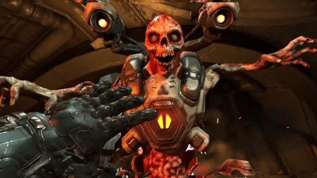 Ya está disponible Bloodfall, el último DLC de DOOM