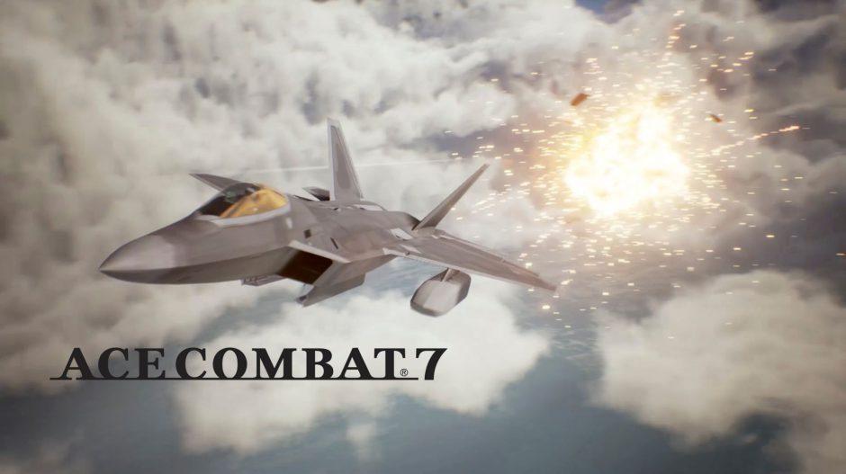 Ace Combat 7 retrasado hasta 2018