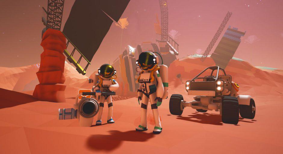 Astroneer ya se encuentra disponible en Xbox Game Preview