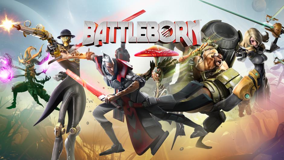 Gearbox prepara una gran actualización que hará Battleborn irresistible