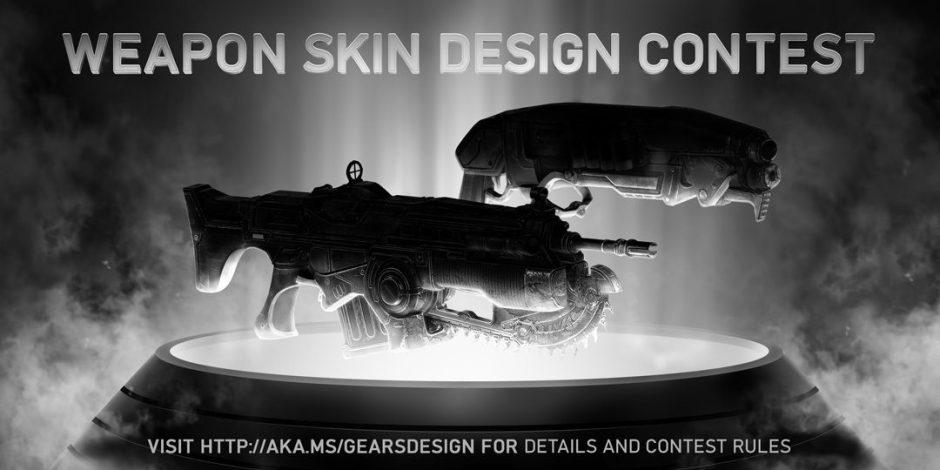 Crea tu propia skin para el Lancer y la Gnasher gracias a este concurso de Gears of War
