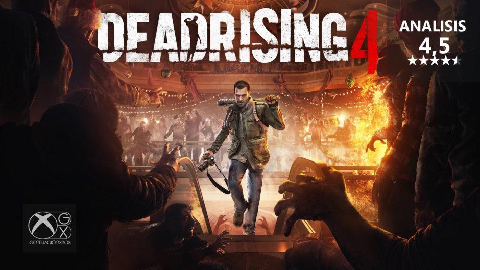 Análisis de Dead Rising 4