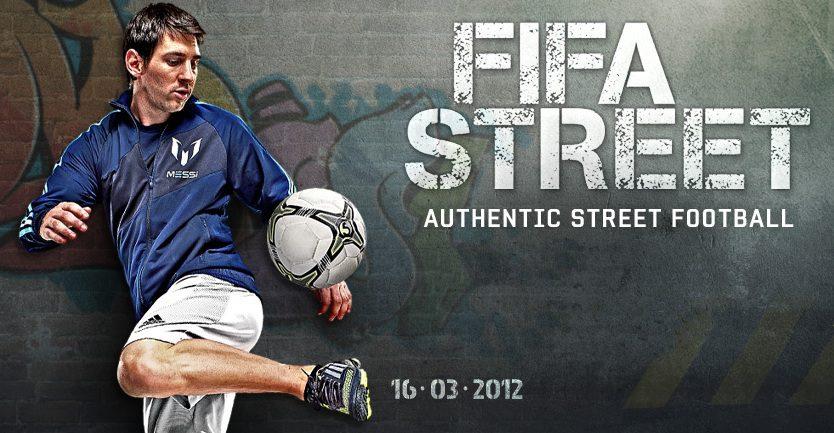 FIFA Street podría ser retrocompatible muy pronto
