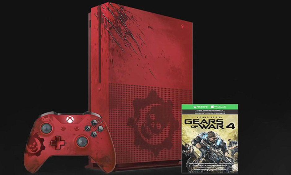 Microsoft presenta otro nuevo pack difícil de rechazar de Xbox One S