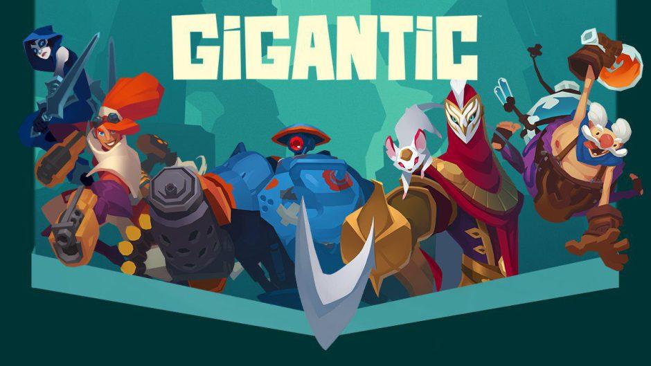 Gigantic finaliza la beta abierta y se lanzará oficialmente en julio