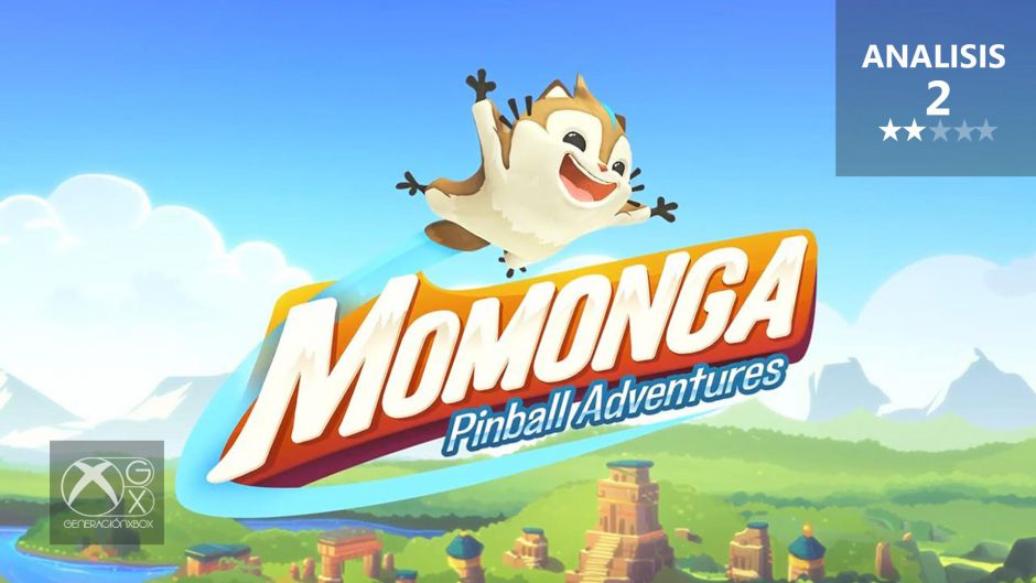 Análisis de Momonga Pinball Adventures