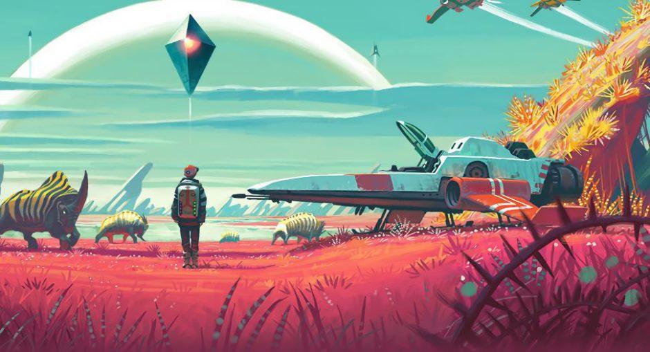 Hello Games anuncia No Man's Sky para Xbox One