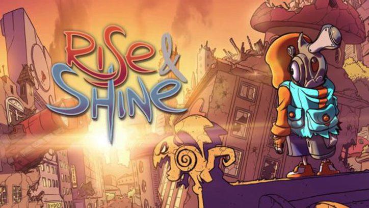 Rise & Shine confirma su fecha de lanzamiento y presenta un tráiler espectacular
