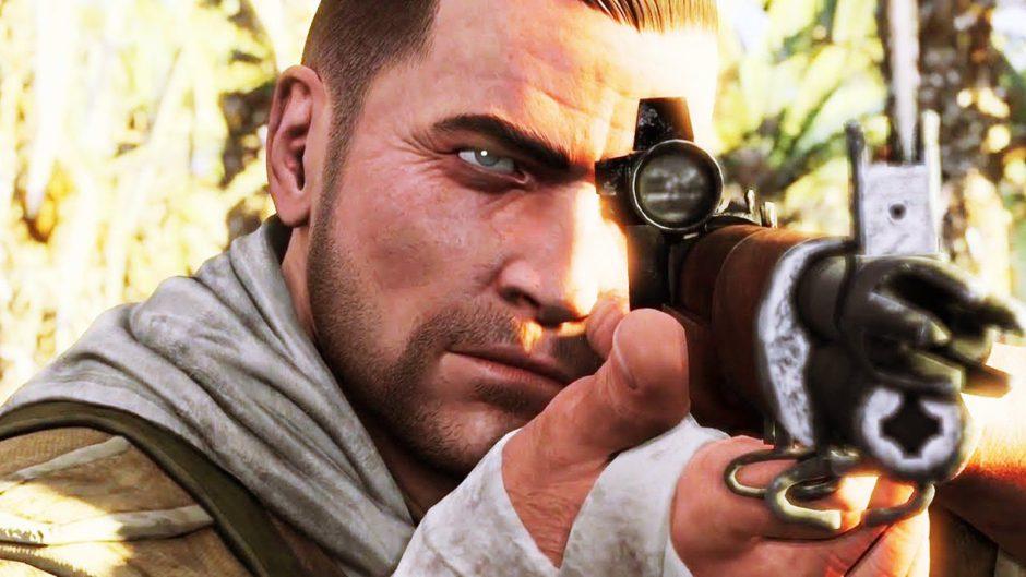 Conoce a Karl Fairburne en el nuevo tráiler de Sniper Elite 4