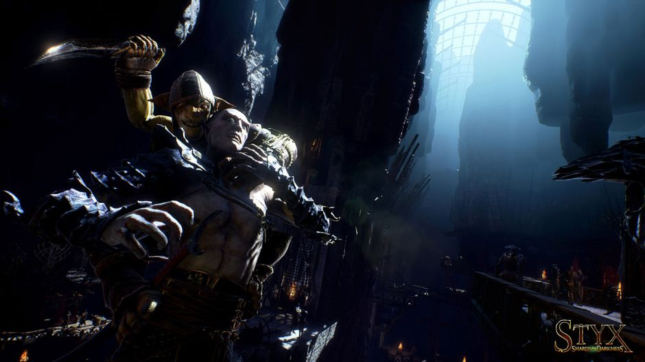 Styx: Shards of Darkness ya tiene fecha de salida y un nuevo gameplay