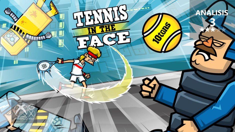 Análisis de Tennis in the Face